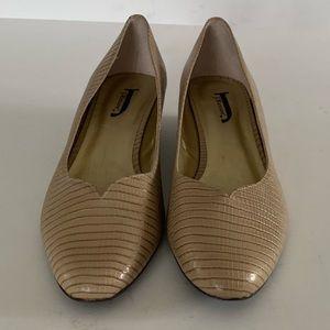 J.Renee Shoes | J.Renee Allure Gold Metallic